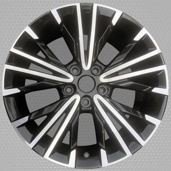 "18"" Nissan Maxima OEM wheel 2016-2019 Machined alloy stock rim 403004RA5E"