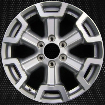 "20"" Nissan Titan OEM wheel 2016-2019 Machined alloy stock rim 40300EZ00B"