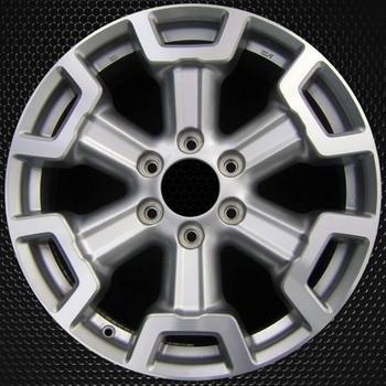"20"" Nissan Titan OEM wheel 2016-2019 Machined alloy stock rim 40300EZ00B"