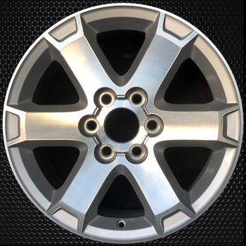 "18"" Saturn Outlook OEM wheel 2007-2010 Machined alloy stock rim 19151733"