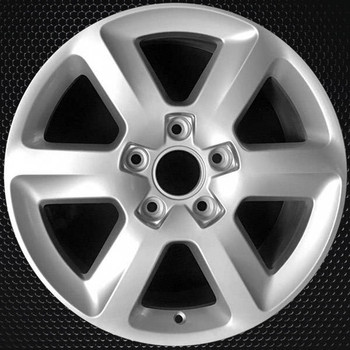 "18"" Audi Q7 OEM wheel 2010-2015 Silver alloy stock rim 4L0601026AG"