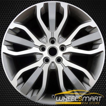 "21"" Range Rover Sport OEM wheel 2014-2019 Machined alloy stock rim LR045069, LR044850, LR072693"
