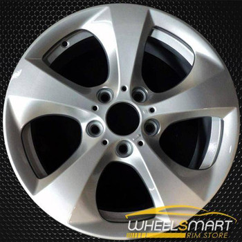 "17"" BMW X Series OEM wheel 2011-2018 Silver alloy stock rim 36116794271"