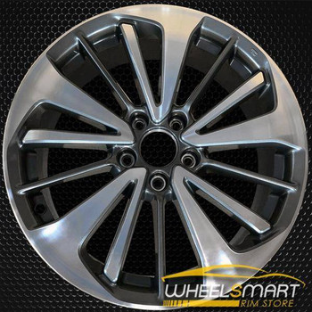"18"" Acura RDX OEM wheel 2016-2018 Machined alloy stock rim 42700TX4A82"
