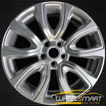 "18"" Land Rover EVOQUE OEM wheel 2014-2019 Silver alloy stock rim LR048461,LR084668"