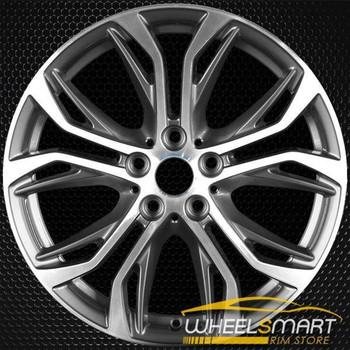 "18"" BMW X Series OEM wheel 2016-2019 Machined alloy stock rim 36116883503, 36116856067"