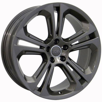 "20"" Audi A3 replica wheel 2006-2018 Gunmetal rims 9472175"