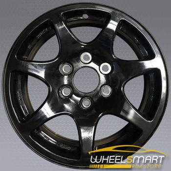 "17"" Chevy Silverado OEM wheel 2007-2019 Black alloy stock rim 9595852"