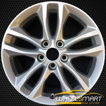"17"" Chevy Malibu OEM wheel 2016-2017 Silver alloy stock rim 22969720"