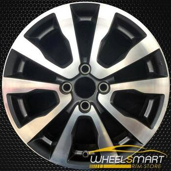 "16"" Honda Fit OEM wheel 2012-2014 Machined alloy stock rim 42700TK6A71"
