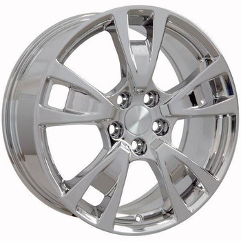 "19"" Acura TL replica wheel 2009-2014 Chrome rims 9506448"
