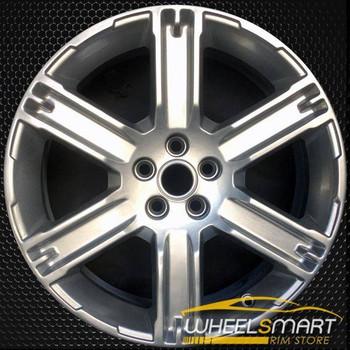 "19"" Land Rover Range Rover OEM wheel 2012-2015 Silver alloy stock rim LR024424, LR050931"