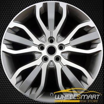"21"" Range Rover Sport OEM wheel 2014-2019 Silver alloy stock rim LR045069,LR044850,LR072693"