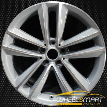 "19"" BMW 7 Series OEM wheel 2016 Machined alloy stock rim 36116863114"