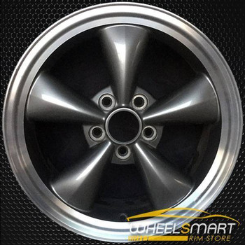 "17"" Ford Mustang OEM wheel 2005-2009 Charcoal alloy stock rim 6R3Z1007C, 7R3Z1007E, 9R3Z1007B"