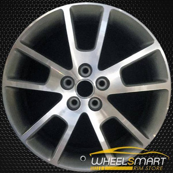 "18"" Chevy Malibu OEM wheel 2008-2012 Machined alloy stock rim 9596801, 09598595"