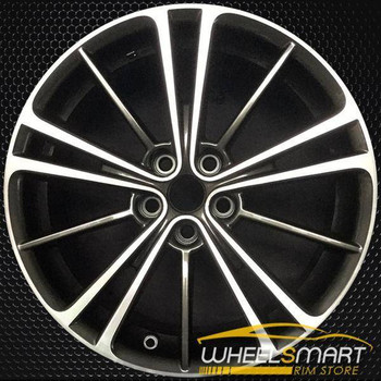 "17"" Scion FRS OEM wheel 2013-2016 Machined alloy stock rim 28111CA010, 28111CA080"