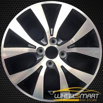 "16"" Hyundai Accent OEM wheel 2015-2017 Machined alloy stock rim 529101R650, 529101R600"