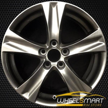 "18"" Lexus IS Series OEM wheel 2011-2013 Hypersilver alloy stock rim 4261A53230"
