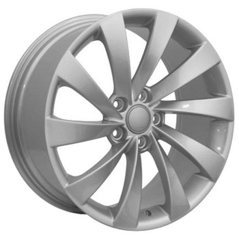 "18"" Volkswagen VW GTI replica wheel 2006-2018 Silver rims 9457427"