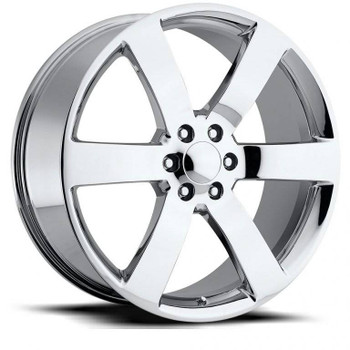 Chrome Chevy Trailblazer SS Replica Wheels TBSS Fitment Rims FR32