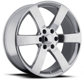 Polish Chevy Trailblazer SS Replica Wheels TBSS Fitment Rims FR32