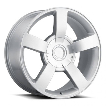 Silver Chevy Silverado SS Replica Wheels Rims FR33