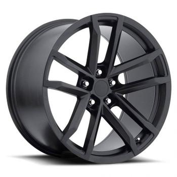 Gloss Black Chevy Camaro ZL1 Replica Wheels Rims FR41