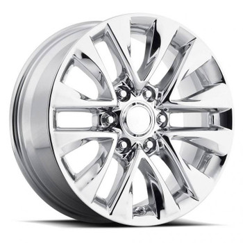 Chrome Lexus GX460 Replica Wheels Rims FR86