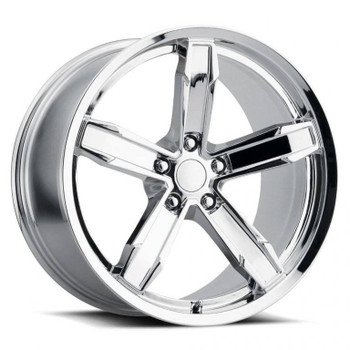 Chrome Chevy Camaro Iroc-Z Replica Wheels Rims Z10