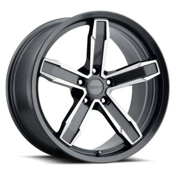 Machined Face Gray Chevy Camaro Iroc-Z Replica Wheels Rims Z10