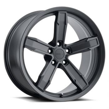 Satin Black Chevy Camaro Iroc-Z Replica Wheels Rims Z10