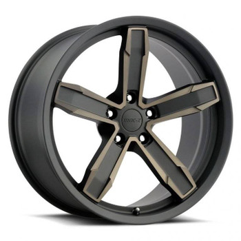 Machined Black+Bronze Chevy Camaro Iroc-Z Replica Wheels Rims Z10