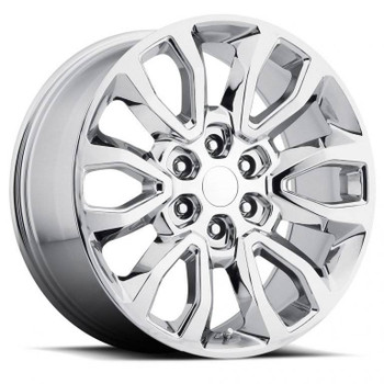 Chrome Ford F150 Raptor Replica Wheels Rims FR53