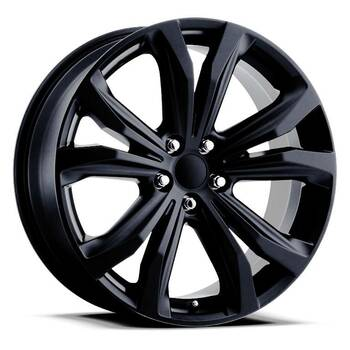 Gloss Black Lexus RX350 Replica Wheels Rims FR79