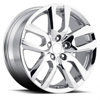 Chrome Lexus ES300 Replica Wheels Rims FR81