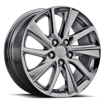 PVD Black Chrome Lexus ES300H Replica Wheels Rims FR82