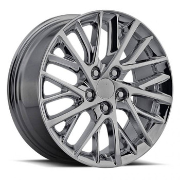 PVD Chrome Lexus ES300H Replica Wheels Rims FR83