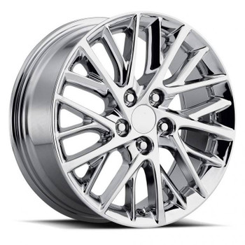 Chrome Lexus ES300H Replica Wheels Rims FR83