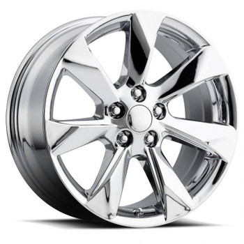 Chrome Lexus ES300 Replica Wheels Rims FR84
