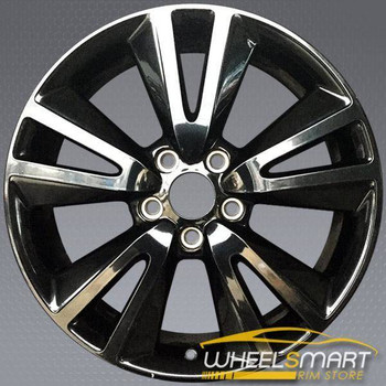 "20"" Dodge Durango OEM wheel 2011-2014 Black alloy stock rim 1SZ68CDMAA"
