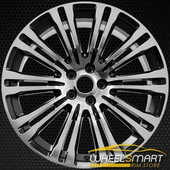 "20"" Chrysler 300 OEM wheel 2011-2014 Polished alloy stock rim 1LS67TRMAB, 1SZ88TRMAA"