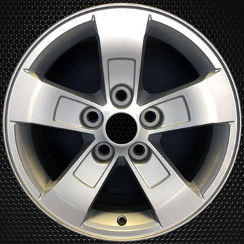 "16"" Chevy Malibu OEM wheel 2013-2016 Silver alloy stock rim 959866"