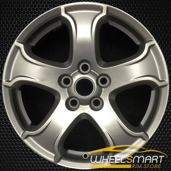 "17"" Suzuki XL7 OEM wheel 2007-2009 Silver alloy stock rim 4321078J20"