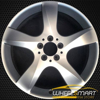 "19"" Mercedes R350 OEM wheel 2011 Silver alloy stock rim A2514013902"