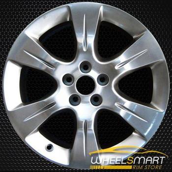 "19"" Toyota Sienna OEM wheel 2011-2019 Hypersilver alloy stock rim 4261A08010, 4261A08020"
