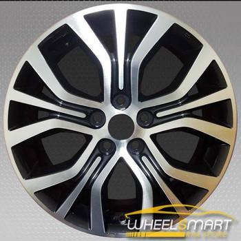 "18"" Mitsubishi Outlander OEM wheel 2016-2018 Machined alloy stock rim 97498"