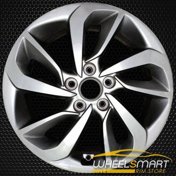 "17"" Hyundai Tucson OEM wheel 2016-2018 Silver alloy stock rim 52910D3210, 52910D3200"