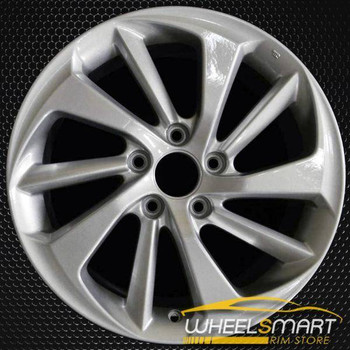 "17"" Acura ILX OEM wheel 2016-2018 Silver alloy stock rim 42800TV9A71, 42800TV9A70"