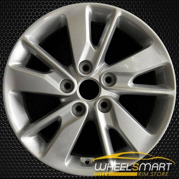 "16"" Kia Optima OEM wheel 2016-2018 Silver alloy stock rim 52910D5130, 52910D4130, 52910D5110"